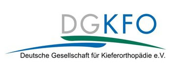 Deutsche Gesellschaft für Kieferorthopädie e.V. Logo